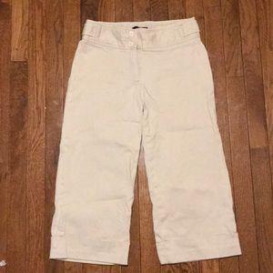 Will Smith Women's size 6 khaki capris
